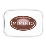 Tsukineko - Memento - Fade Resistant Dye Ink Pad - Rich Cocoa