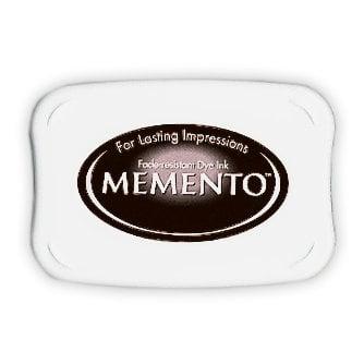Memento Dye Ink Tuxedo Black
