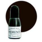 Tsukineko - Memento - Fade Resistant Dye Ink Pad - Reinker - Tuxedo Black