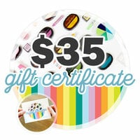 Scrapbook.com - 35 Gift Certificate - Email or Print