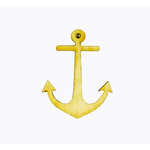 Grapevine Designs and Studio - Wood Shapes - Nautical Anchor