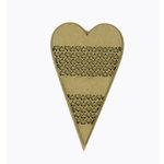 Grapevine Designs and Studio - Chipboard Shapes - Mini Heart Layered