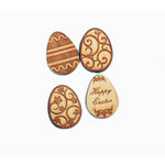 Grapevine Designs and Studio - Wood Shapes - Easter Eggs