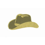 Grapevine Designs and Studio - Cardstock Shapes - Cowboy Hat