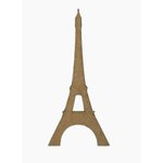 Grapevine Designs and Studio - Chipboard Shapes - Eiffel Tower - Small
