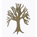 Grapevine Designs and Studio - Halloween - Chipboard Shapes - Scary Tree