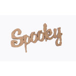 Grapevine Designs and Studio - Halloween - Chipboard Shapes - Spooky