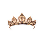 Grapevine Designs and Studio - Chipboard Shapes - Princess Tiara - Small