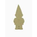 Grapevine Designs and Studio - Chipboard Shapes - Gnome
