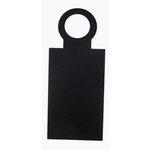 Grapevine Designs and Studio - Cardstock Shapes - Wine Tags - Large - Black