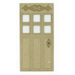Grapevine Designs and Studio - Chipboard Shapes - Flourish Door 2