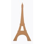 Grapevine Designs and Studio - Wood Shapes - Eiffel Tower