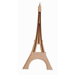 Grapevine Designs and Studio - Wood Shapes - Eiffel Tower 2