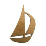 Grapevine Designs and Studio - Chipboard Shapes - Sailboat