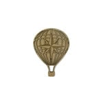 Grapevine Designs and Studio - Chipboard Shapes - Compass Hot Air Balloon - Large