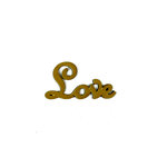 Grapevine Designs and Studio - Wood Shapes - Love - Small