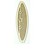 Grapevine Designs and Studio - Wood and Chipboard Shapes - Small Surfboard