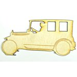 Grapevine Designs and Studio - Wood Shapes - Vintage Car