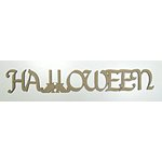 Grapevine Designs and Studio - Chipboard Shapes - Witch Boot Halloween