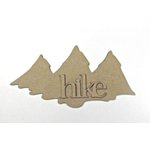 Grapevine Designs and Studio - Chipboard Shapes - Mountain Hike