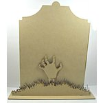 Grapevine Designs and Studio - Wood Shapes - Standing Tombstone