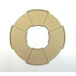 Grapevine Designs and Studio - Chipboard Shapes - Life Preserver