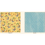 Graphic 45 - Times Nouveau Collection - 12x12 Double Sided Paper - Sitting Pretty