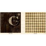 Graphic 45 - Communique Collection - 12 x 12 Double Sided Paper - A Fine Specimen