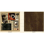 Graphic 45 - Communique Collection - 12 x 12 Double Sided Paper - Photogenic