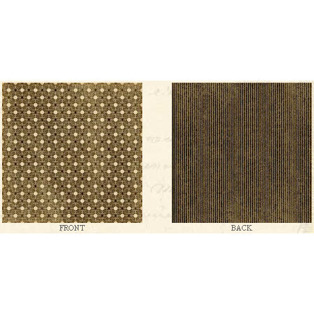 Graphic 45 - Communique Collection - 12 x 12 Double Sided Paper - Shutter Speed