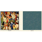 Graphic 45 - Fashionista Collection - 12 x 12 Double Sided Paper - Fashionista