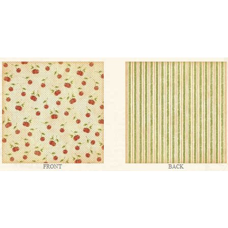 Graphic 45 - Times Nouveau Collection - 12x12 Double Sided Paper - Bee's Knees