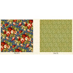 Graphic 45 - Fashionista Collection - 12 x 12 Double Sided Paper - Potpourri