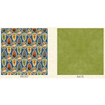Graphic 45 - Fashionista Collection - 12 x 12 Double Sided Paper - Perfumeries