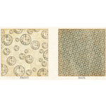 Graphic 45 - Times Nouveau Collection - 12x12 Double Sided Paper - Hip to the Jive