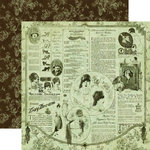 Graphic 45 - Le Romantique Collection - 12 x 12 Double Sided Paper - Daydreams