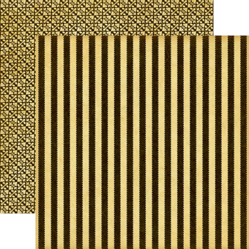 Graphic 45 - Le Romantique Collection - 12 x 12 Double Sided Paper - Celebration