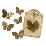 Graphic 45 - Staples Collection - Metal Butterflies