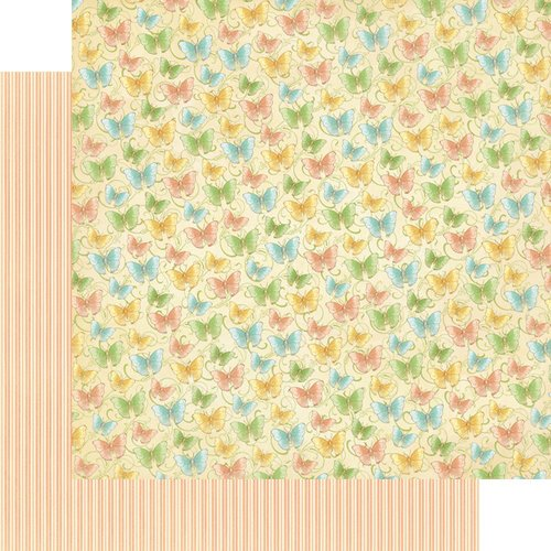 Graphic 45 - Little Darlings Collection - 12 x 12 Double Sided Paper - Heaven Sent
