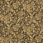 Graphic 45 - Kraft Reflections Collection - 12 x 12 Kraft Paper - Bed of Roses