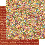 Graphic 45 - Nutcracker Sweet Collection - Christmas - 12 x 12 Double Sided Paper - Clara's Dream