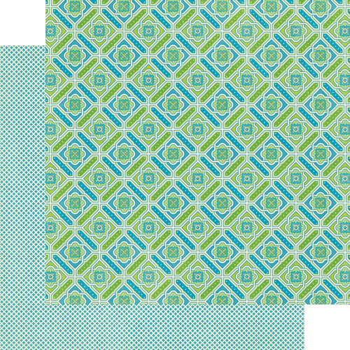 Graphic 45 - Bohemian Bazaar Collection - 12 x 12 Double Sided Paper - Mystical Masterpiece