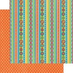 Graphic 45 - Bohemian Bazaar Collection - 12 x 12 Double Sided Paper - Dazzling Delights