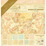 Graphic 45 - Baby 2 Bride Collection - Deluxe Collector's Edition - 12 x 12 Papercrafting Set