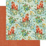 Graphic 45 - Home Sweet Home Collection - 12 x 12 Double Sided Paper - Garden Fresh