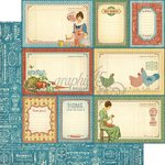 Graphic 45 - Home Sweet Home Collection - 12 x 12 Double Sided Paper - My Sunshine