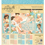 Graphic 45 - Precious Memories Collection - 8 x 8 Paper Pad