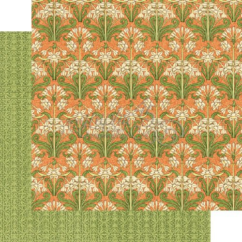 Graphic 45 - Artisan Style Collection - 12 x 12 Double Sided Paper - Natural Beauty
