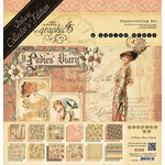 Graphic 45 - Ladies Diary Collection - Deluxe Collector's Edition - 12 x 12 Papercrafting