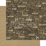 Graphic 45 - Cityscapes Collection - 12 x 12 Double Sided Paper - Crossroads